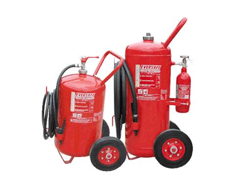 Bình chữa cháy xe đẩy