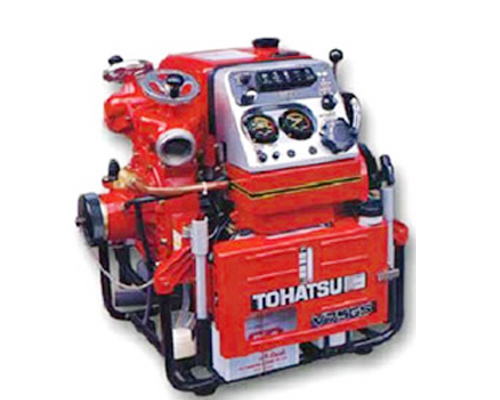 Máy bơm chữa cháy TOHATSU V75FS